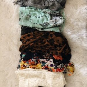Bundle of Scarves!!! (Perfect for hijab)